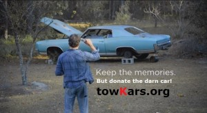 donate the darn car