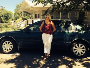 Kalee's car