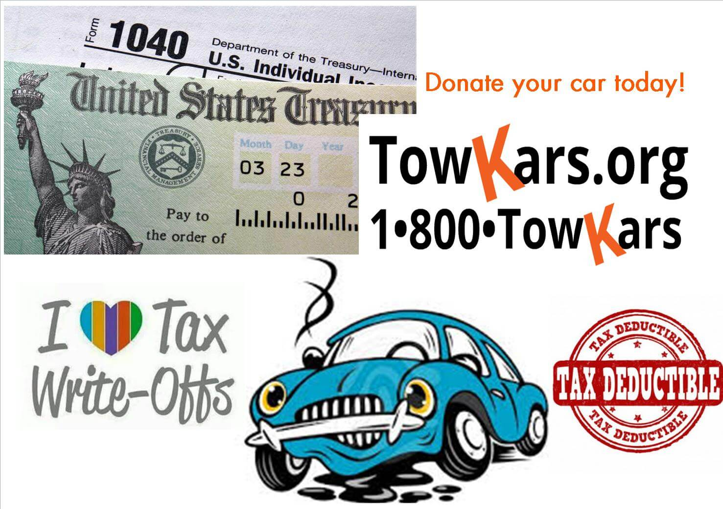 How to donate your car in Utah and Idaho for a tax deduction ...